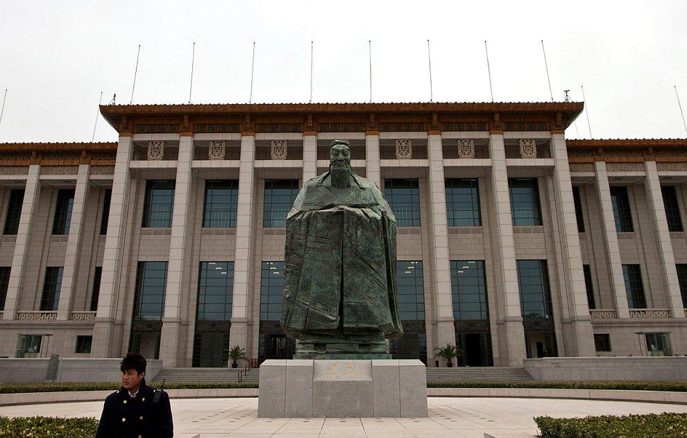 Китай: сцены из жизни