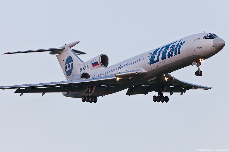 Споттинг: сфотографируй и опознай самолет
