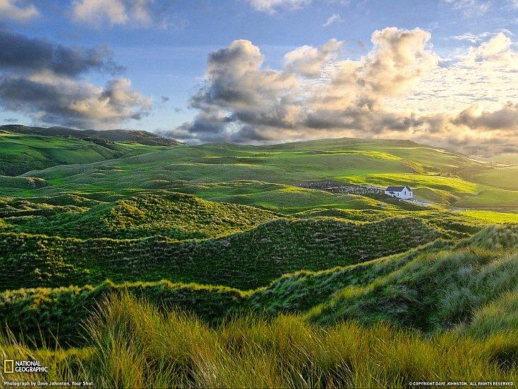 Утро в Ирландии