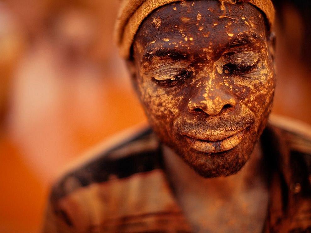 Золотодобытчик, Мозамбик