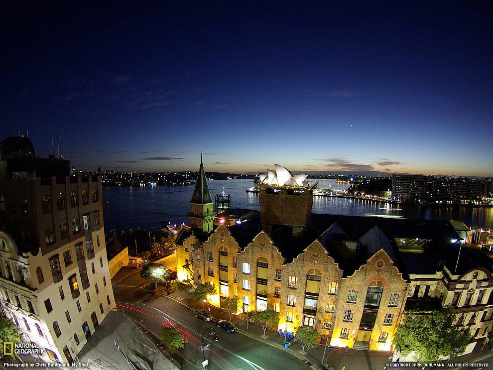 Старый город, Сидней