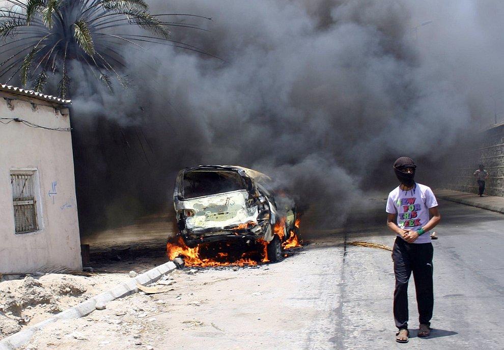 Кризис в Йемене
