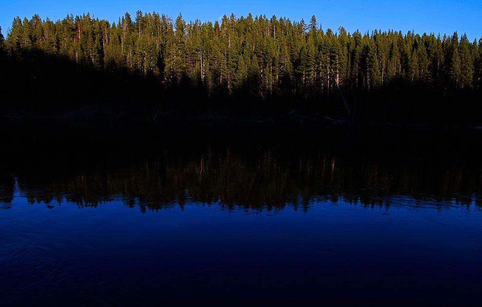 Путешествие по национальному парку Йеллоустоун