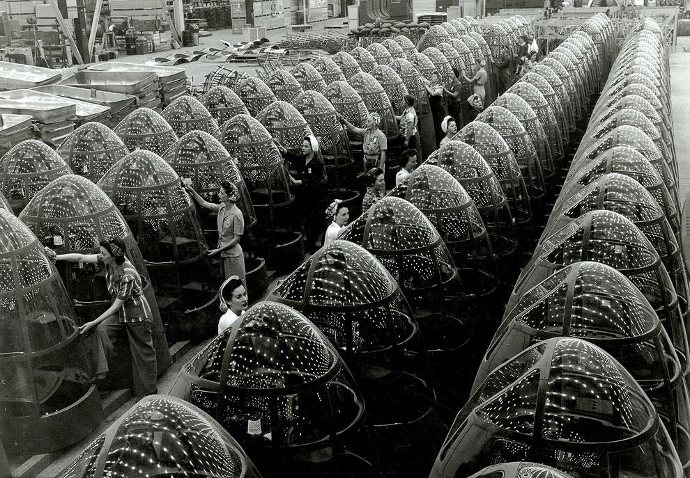 Сборка бомбардировщиков