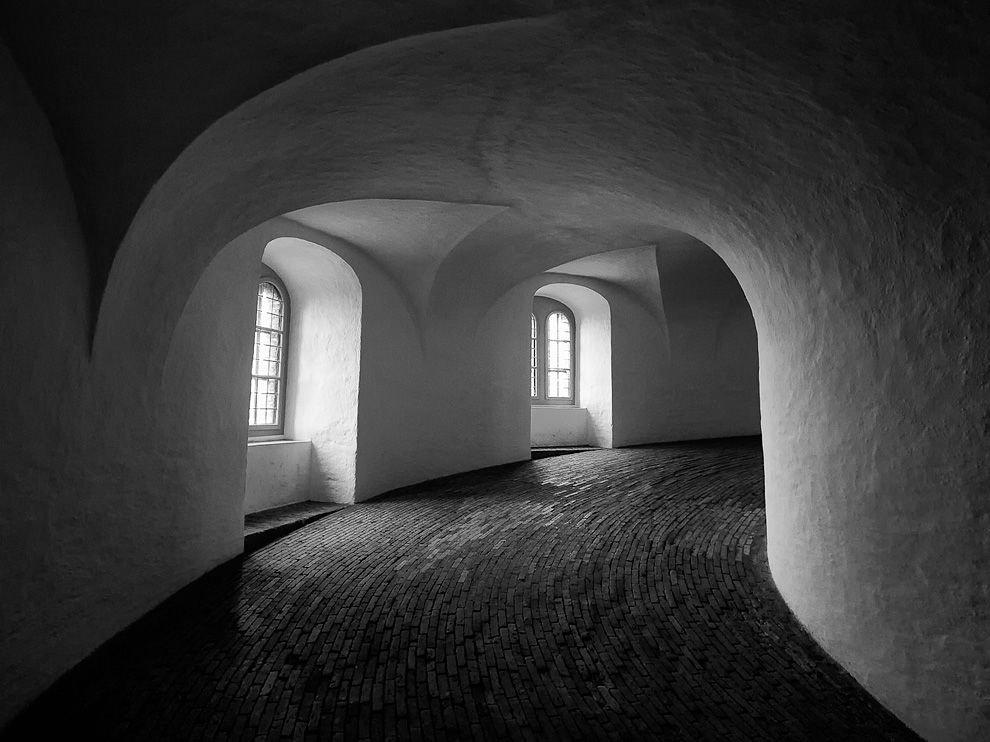 Круглая башня — один из символов Копенгагена