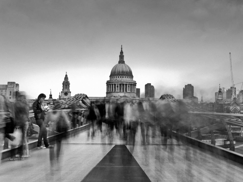 Мост Миллениум, Лондон