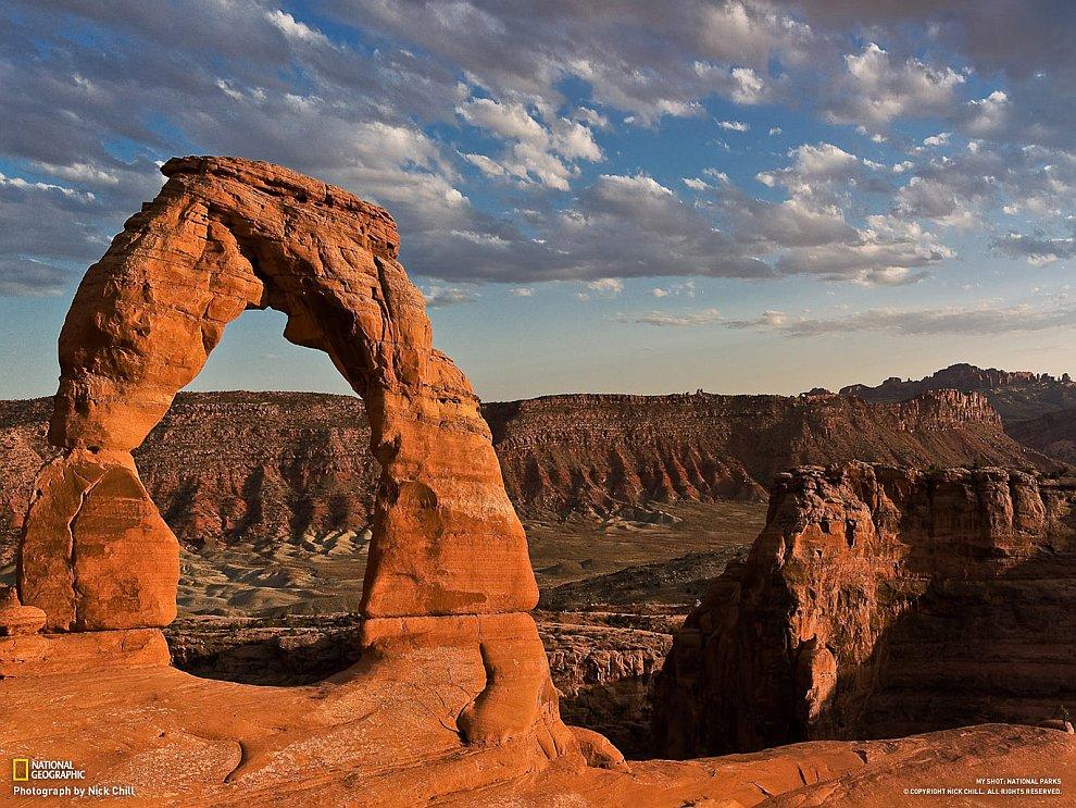 Национальные парки Америки