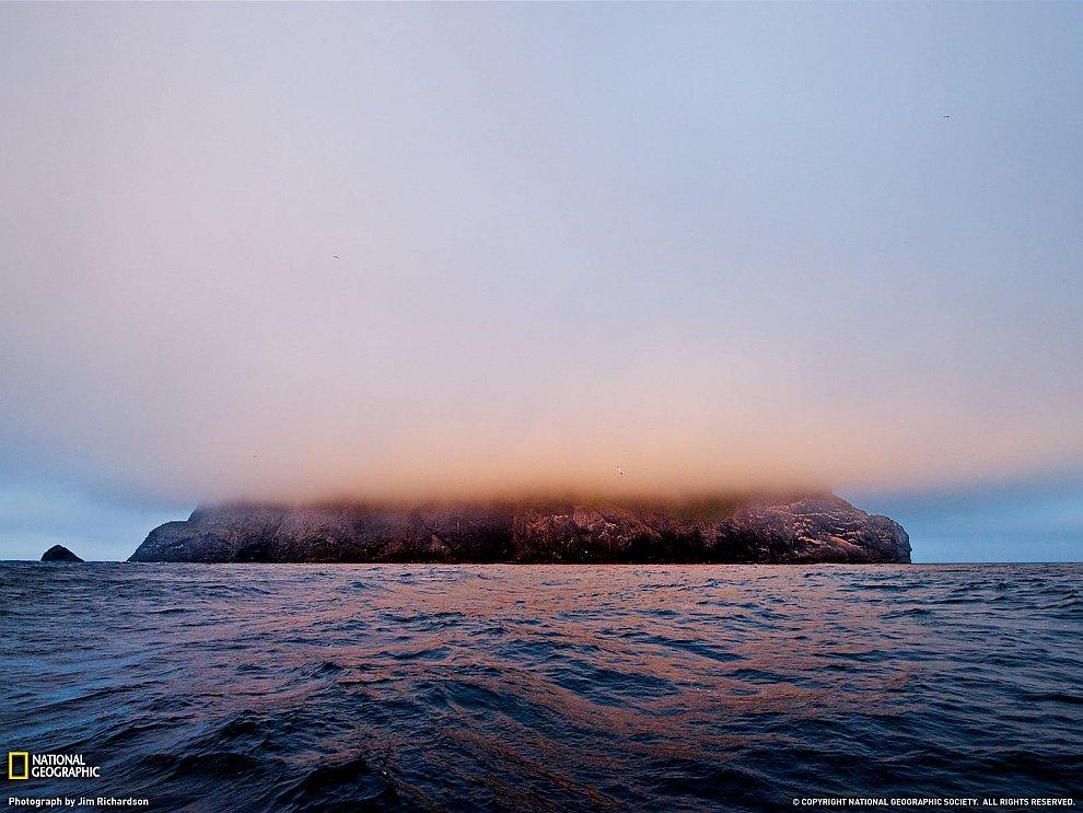 Остров Boreray, Шотландия