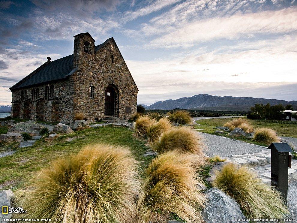 Церковь «Доброго Пастыря», Новая Зеландия