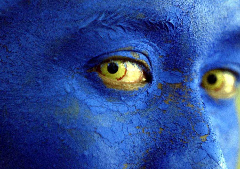 Жизнь в цвете: Синий