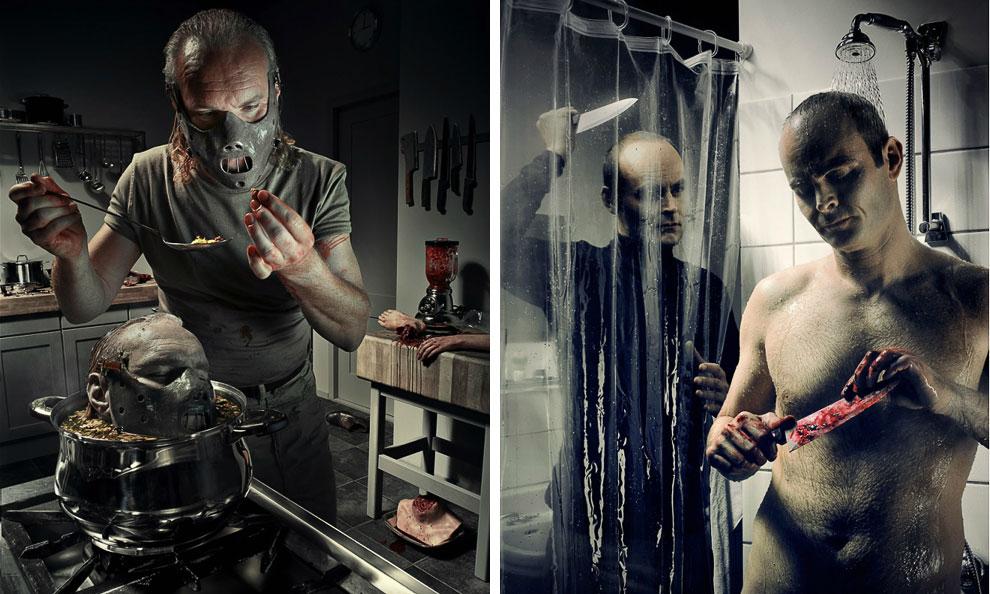 Креативная реклама от Frank Uyttenhove