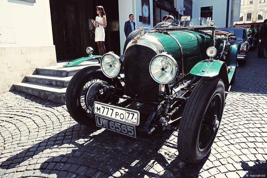 Bentley Tourer