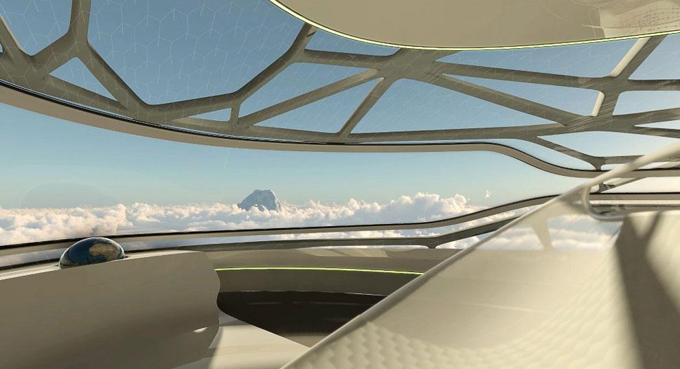 Какими будут самолеты в 2050 году