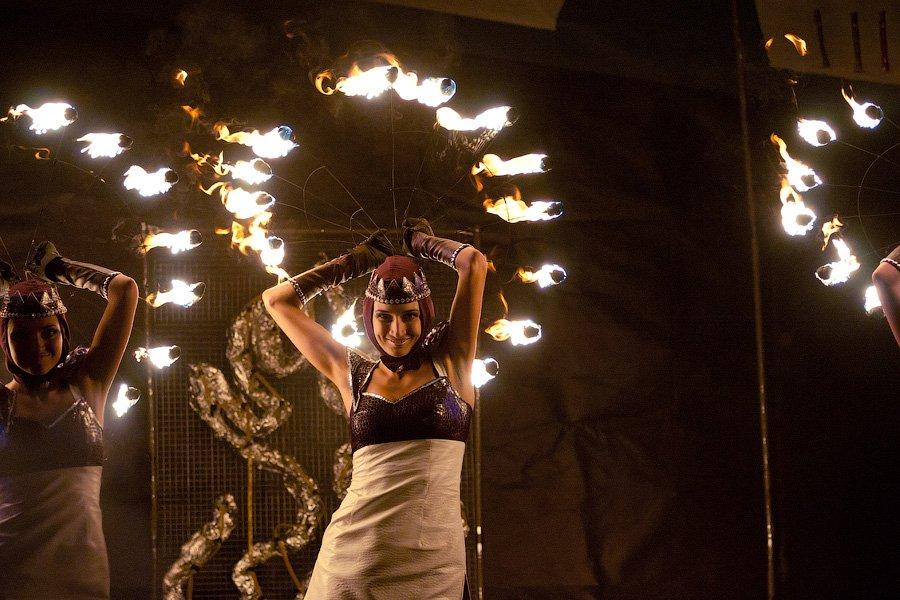 Киевский фестиваль огня