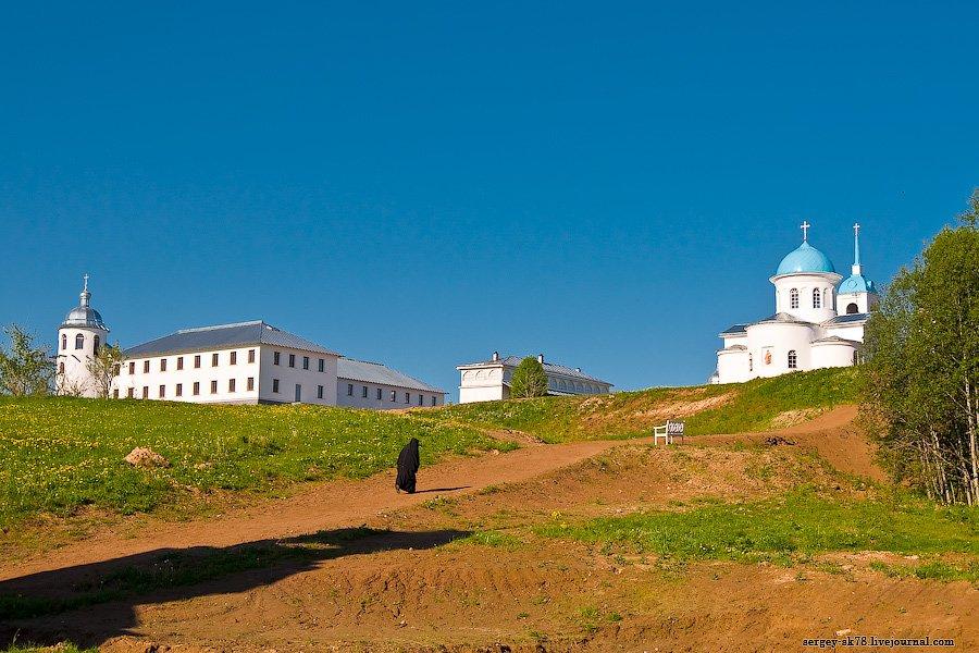 Самый молодой монастырь в России