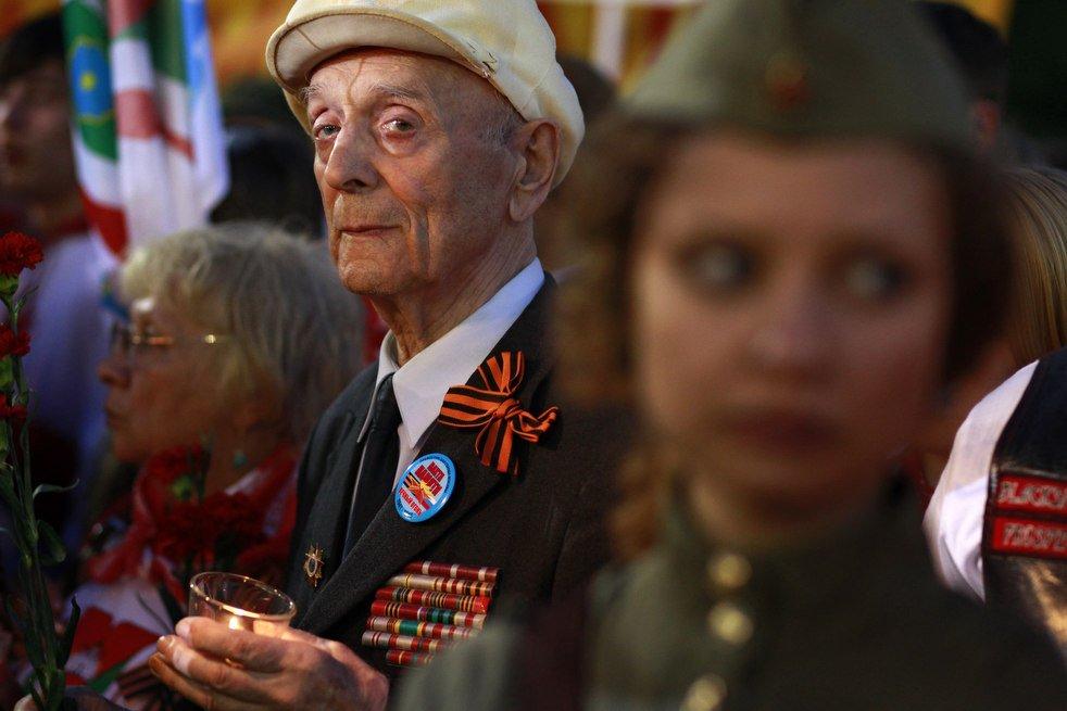 70-летняя годовщина со дня начала ВОВ