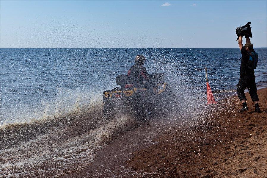 «Ладога-Трофи» 2011 — уникальные внедорожные соревнования в России