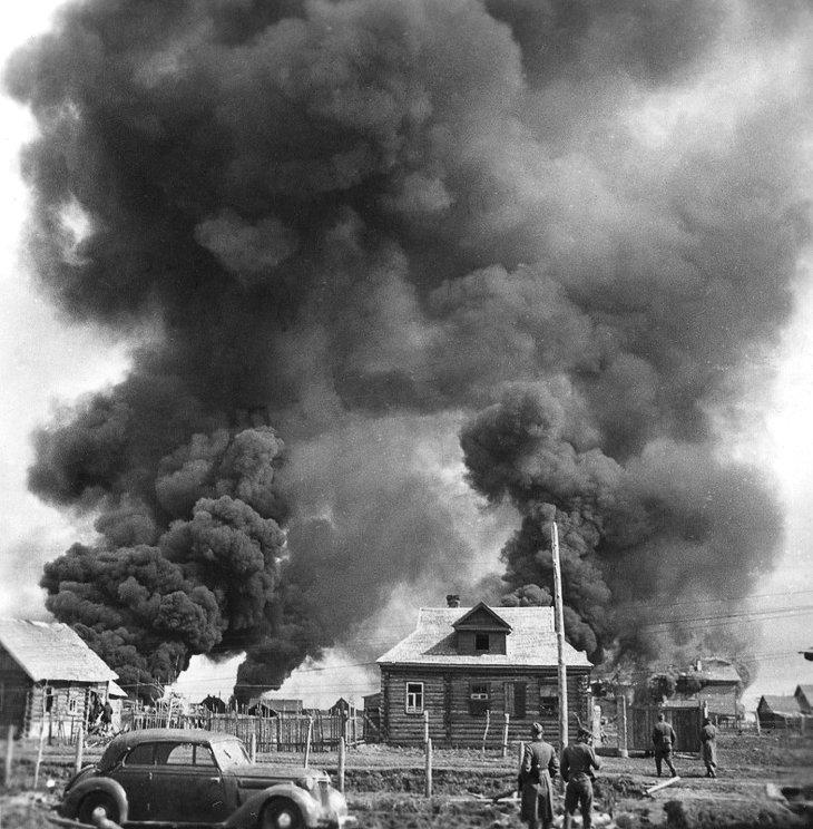 70 лет назад: начало Великой Отечественной войны