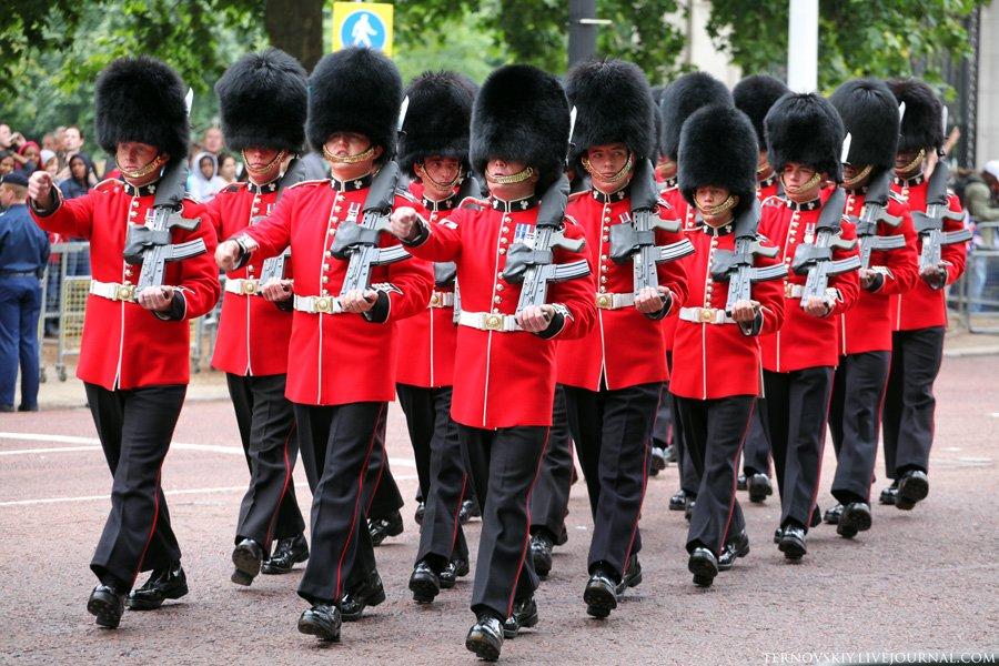Празднование 85-летия Королевы Великобритании