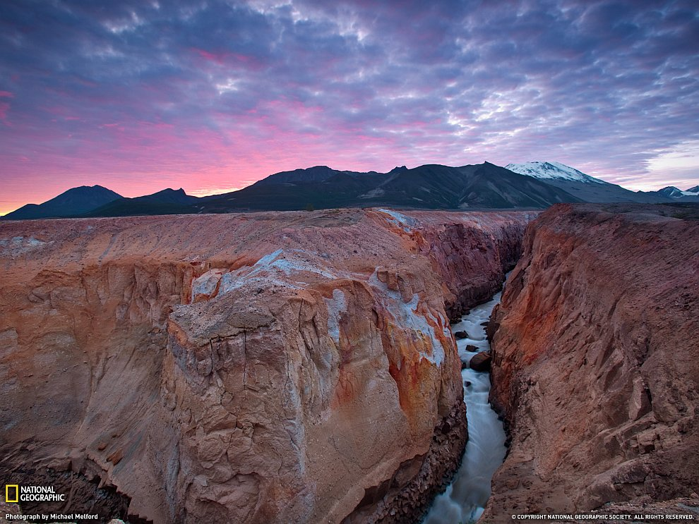 Долина Десяти Тысяч Дымов, Аляска
