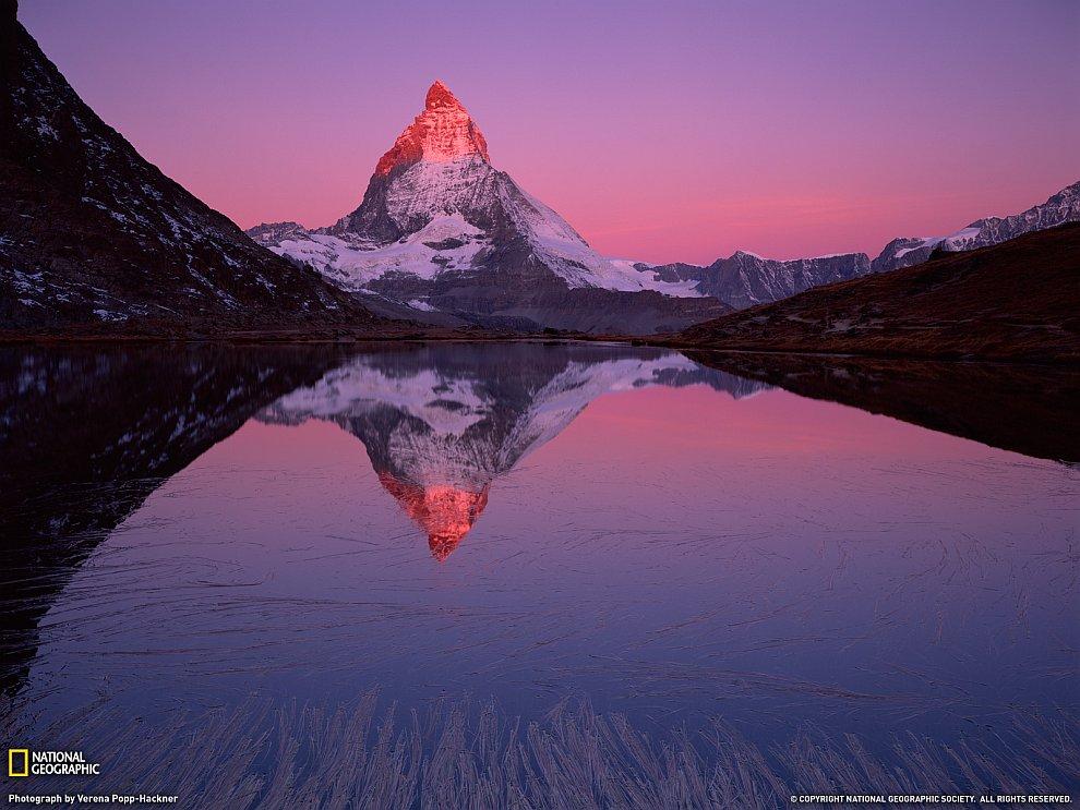 Маттерхорн, Альпы
