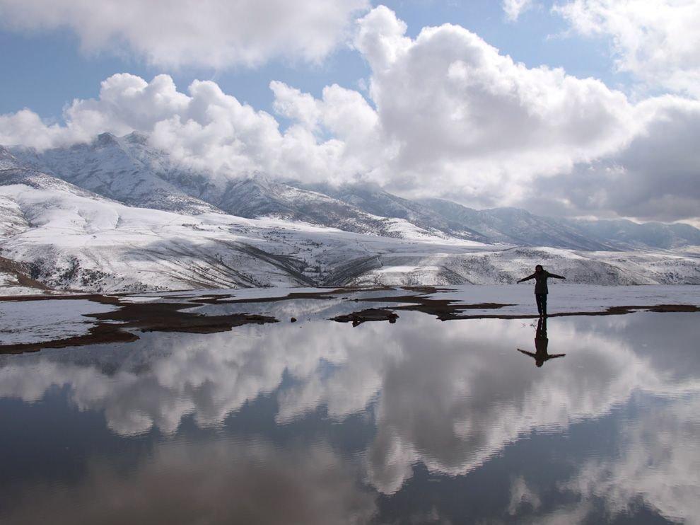 Горный хребет Эльбурс, Иран