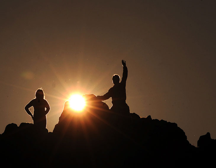 День летнего и зимнего солнцестояния 2011
