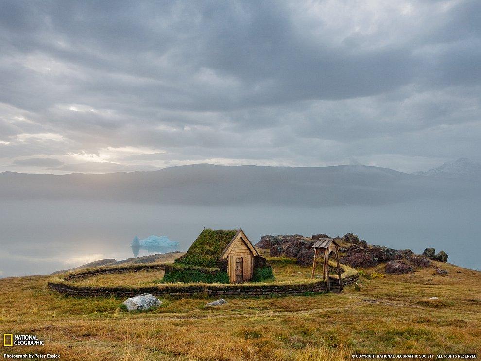 Деревянная церковь, Гренландия