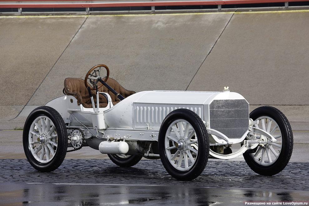 Двигатели для фирмы «Даймлер»