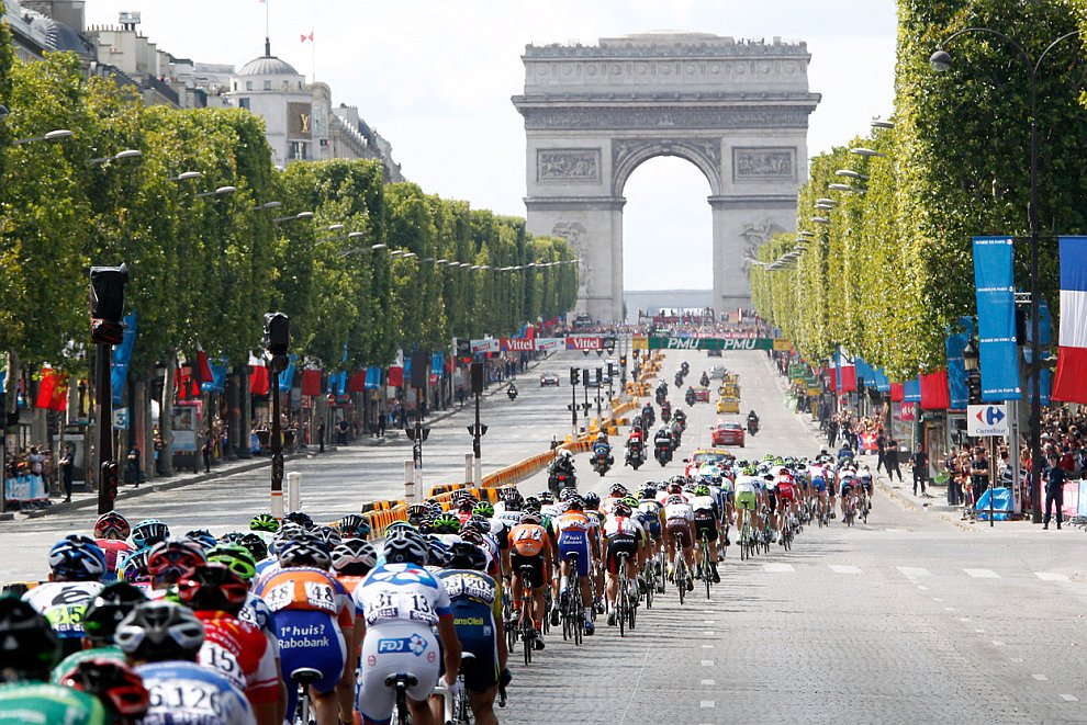 Тур де Франс 2011: самая престижная велогонка мира. Финал