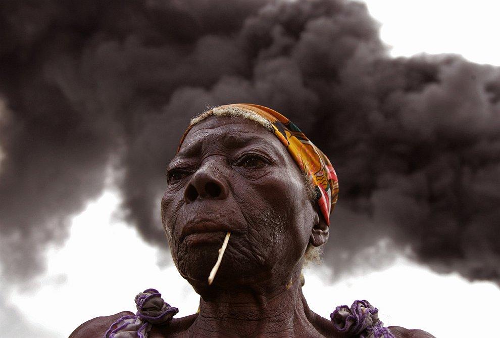 Нигерия: цена черного золота