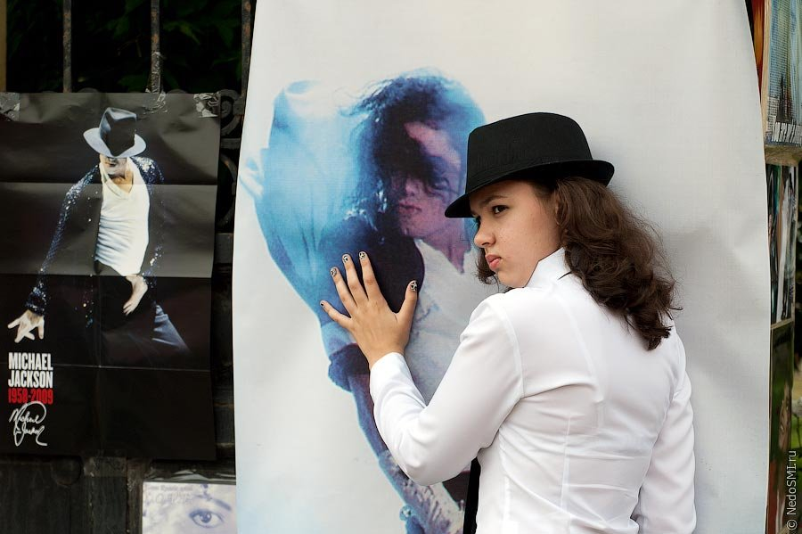 2 года назад не стало Майкла Джексона — короля поп-музыки