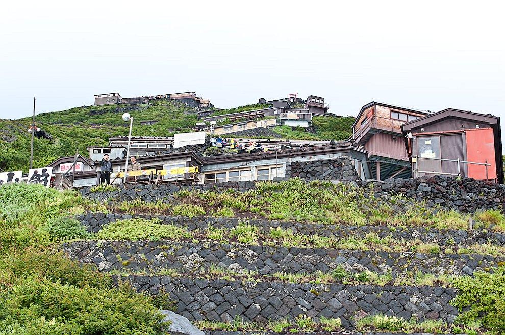 Восхождение на вулкан Фудзияма