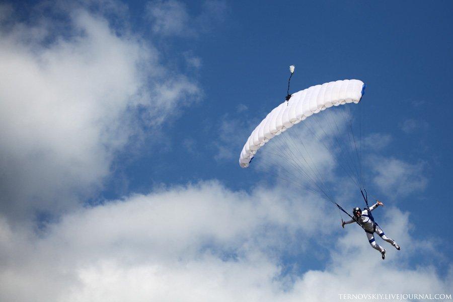 Как птицы: скоростное купольное пилотирование (Свуп)