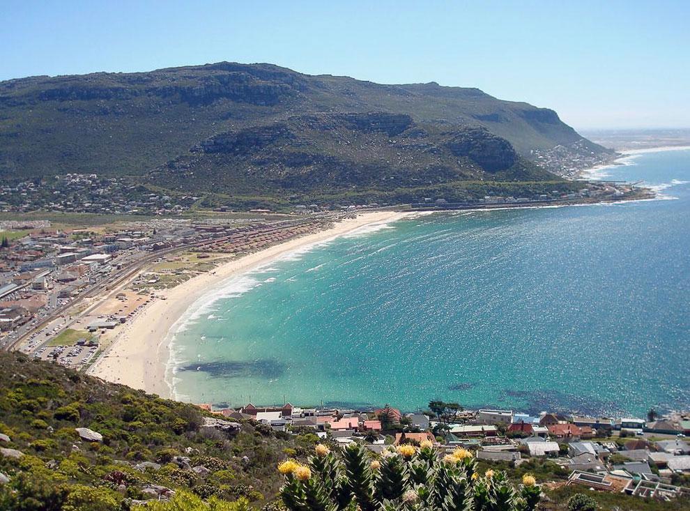 Пляжи Фиш Хук, ЮАР