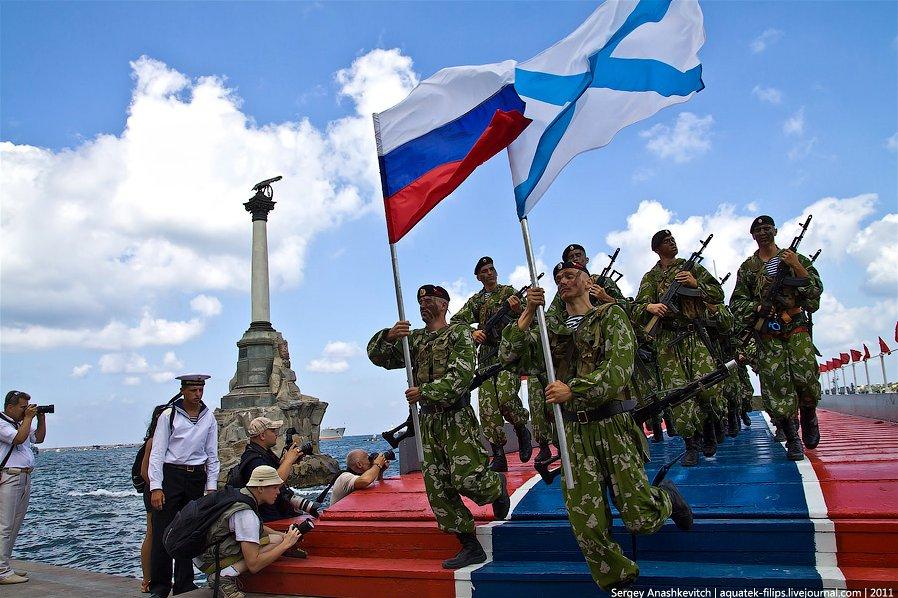 военно морской флаг россии