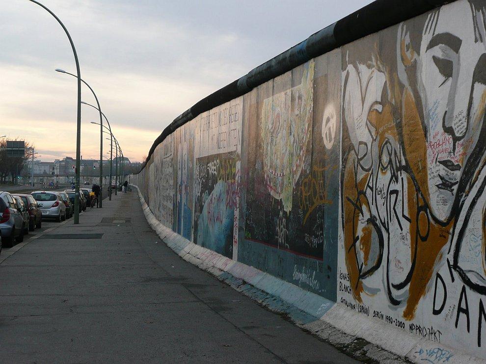 Берлинская стена: 50 лет спустя