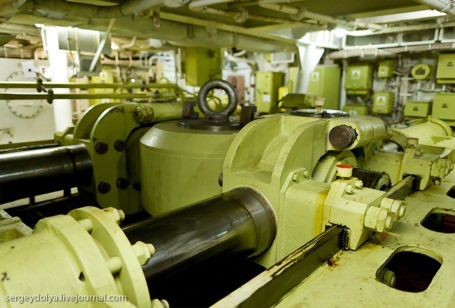 Как устроен атомный ледокол