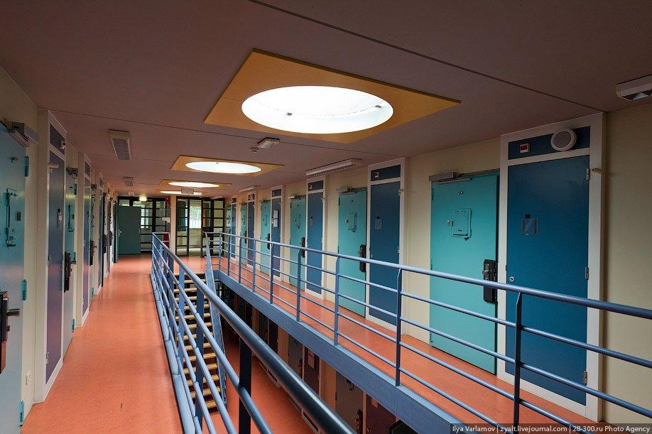 Как выглядит тюрьма в Голландии