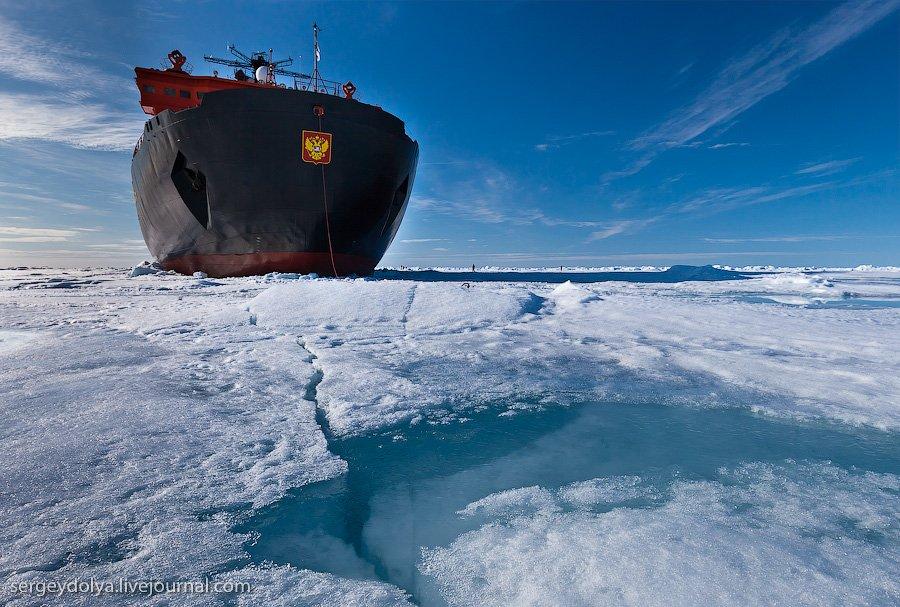 Путешествие на Северный полюс. Часть 3
