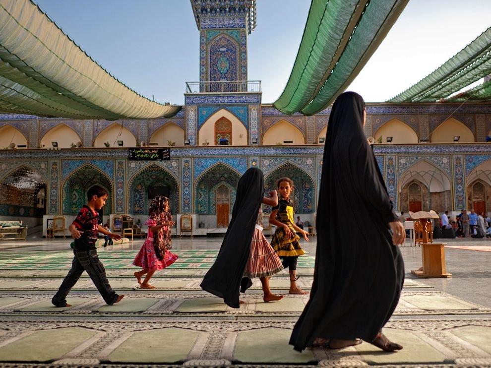 Мечеть «Аль-Казимия» в Багдаде