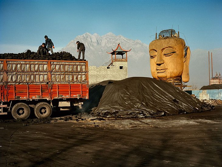 Будда, Китай