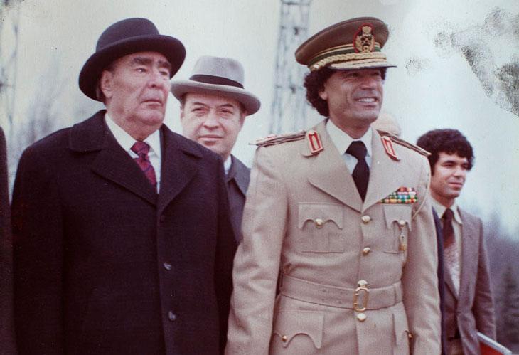 Семейный фотоальбом Муммара Каддафи