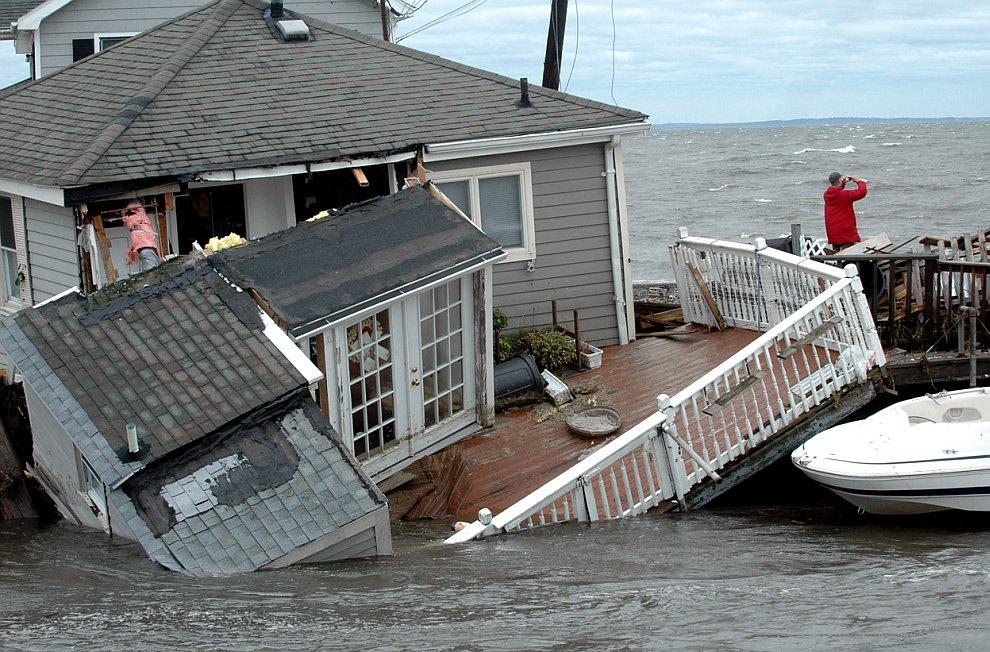 Ураган «Айрин»