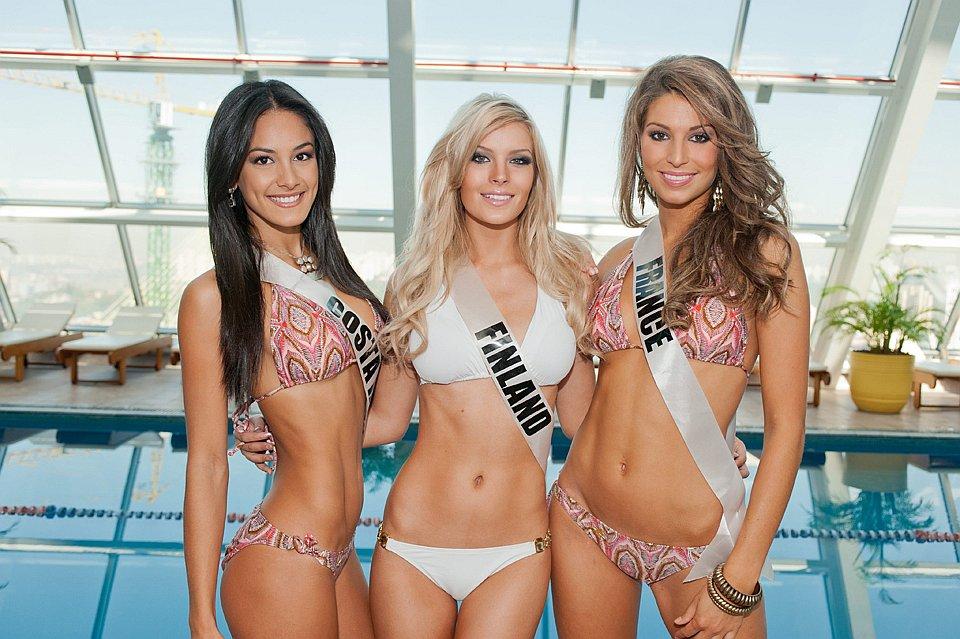Мисс Вселенная 2011