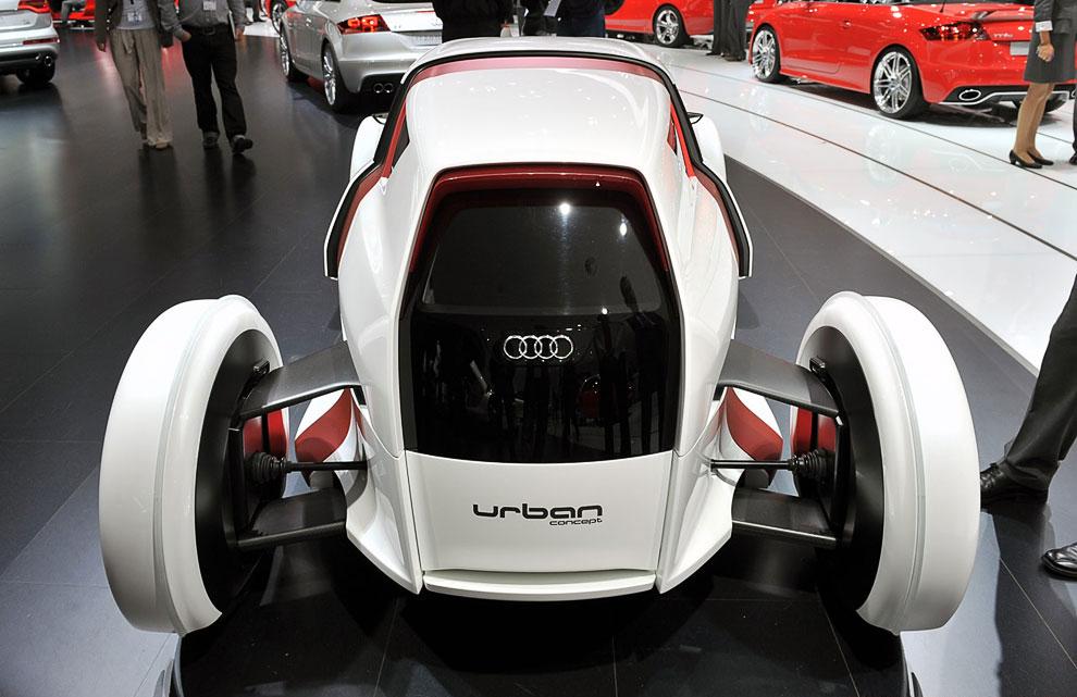 Audi Urban Concept Sportback