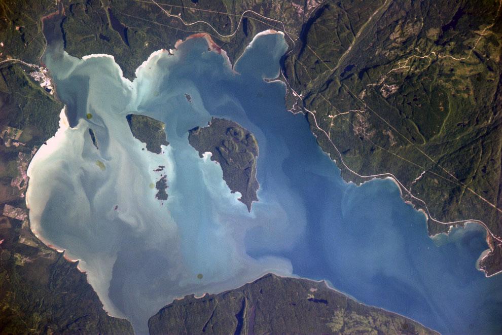 Озеро Ве́рхнее