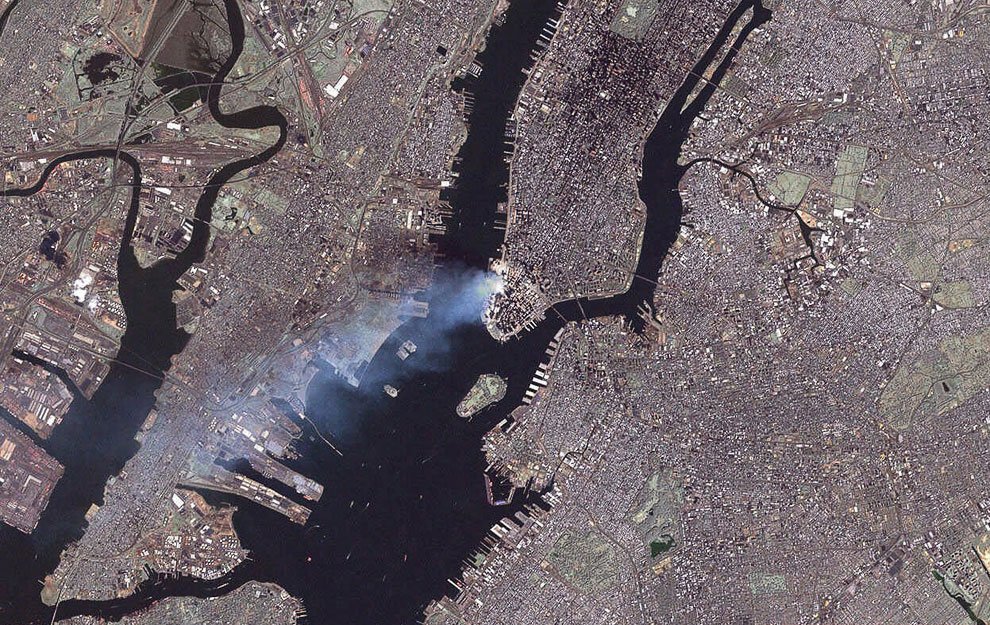Теракт 11 сентября 2001 года