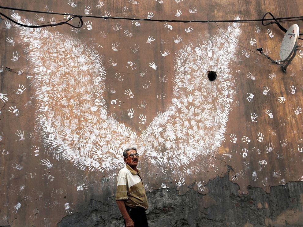 Крылья ангела, Стамбул, Турция