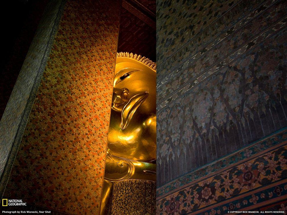 Лежащий Будда, Таиланд